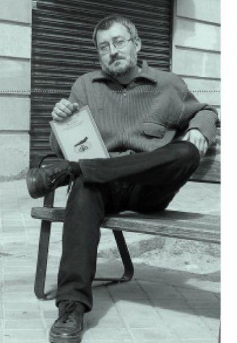 Jorge Riechmann. Autor de Biomímesis. Ensayos sobre imitación de la naturaleza, ecosocialismo y autocontención.