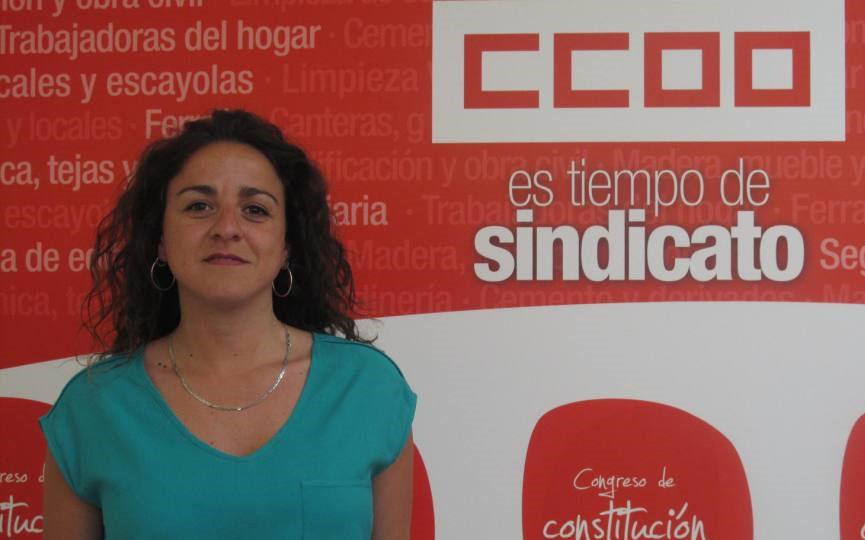 """Elena Blasco Martin: """"La Administración debe controlar más el cumplimiento de la legislación y las condiciones socio-laborales"""""""