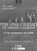 El  22 de septiembre un día sin coches