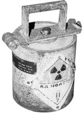Protocolo de colaboración sobre vigilancia radiológica de la chatarra metálica