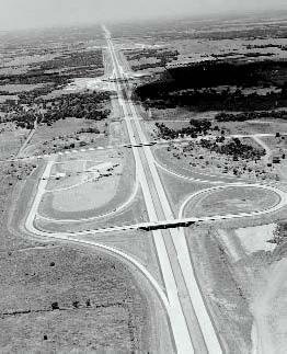Carreteras de alta capacidad, territorio y desarrollo