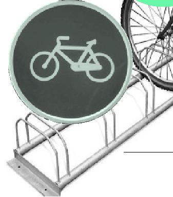 ¿Dónde dejo la bici?