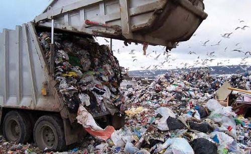 Los residuos ganan la partida