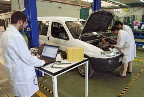 Hidronew XXII, la primera planta española de coches eléctricos