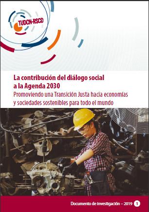"""ISTAS-CCOO elabora el estudio """"La contribución del diálogo social a la Agenda 2030"""""""
