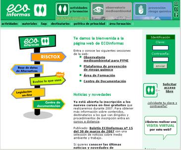 Ecoinformas, una oportunidad para integrar el medio ambiente en tu trabajo