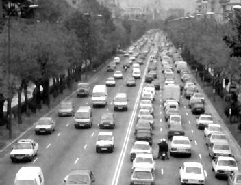 Plan de racionalización del transportea los centros de trabajo