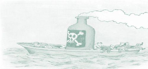 Estrategia nacional sobre riesgo tóxico
