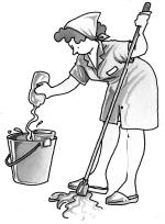 Eliminación de tóxicos en el sector limpieza
