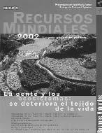 Recursos mundiales 2002: la guía global del planeta