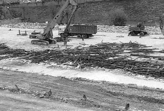 Gestión ambiental en la ejecución de obras