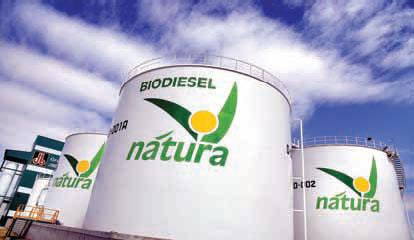 Evolución en España de la producción del biodiésel