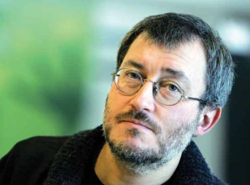 Jorge Riechmann. Profesor y poeta